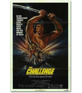 "The Challenge - 27"" x 40"" - Vintage Original US Poster"