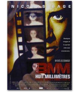 """Huit millimètres - 16"""" x 21"""" - Affiche originale française"""