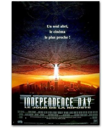 "Independence day - 16"" x 21"""