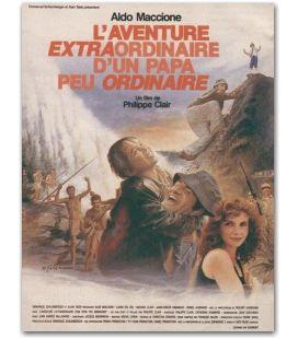 "L'Aventure extraordinaire d'un papa peu ordinaire - 47"" x 63"""