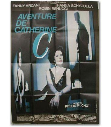 "Aventure de Catherine C - 47"" x 63"""