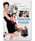 "Attraction animale - 47"" x 63"" - Affiche française"