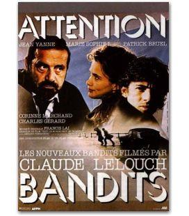 "Attention Bandits - 47"" x 63"""