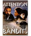 """Attention Bandits - 47"""" x 63"""" - French Poster"""