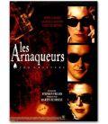 """Les Arnaqueurs - 47"""" x 63"""" - Affiche française"""