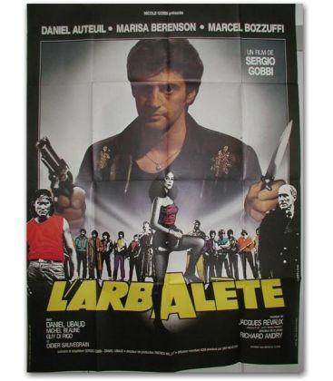 "L'Arbalette - 47"" x 63"""