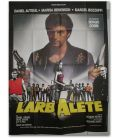 "The Asphalt Warriors - 47"" x 63"" - French Poster"