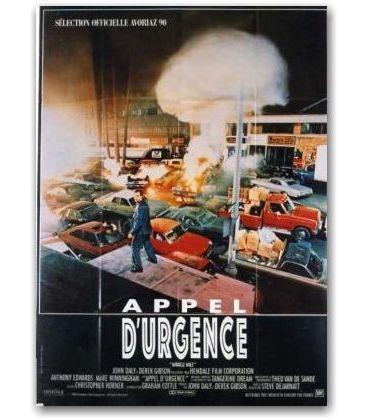 """Appel d'urgence - 47"""" x 63"""""""