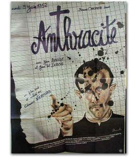 "Anthracite - 47"" x 63"""