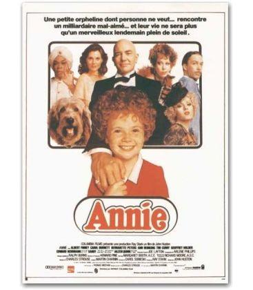 """Annie - 47"""" x 63"""""""