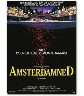 """Amsterdamned - 47"""" x 63"""""""