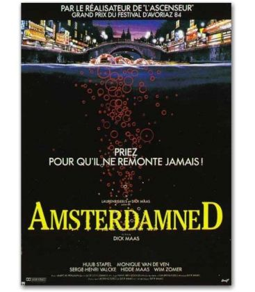 "Amsterdamned - 47"" x 63"""