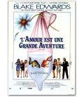 """L'Amour est une grande aventure - 47"""" x 63"""" - Affiche française"""