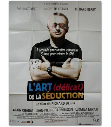 """L'Art délicat de la séduction - 47"""" x 63"""""""