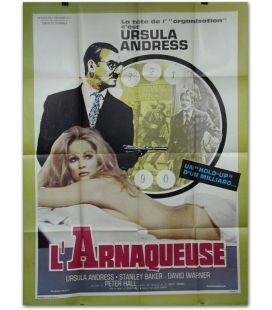 """L'Arnaqueuse - 47"""" x 63"""" - Affiche française"""