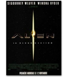 "Alien Resurrection - 47"" x 63"""