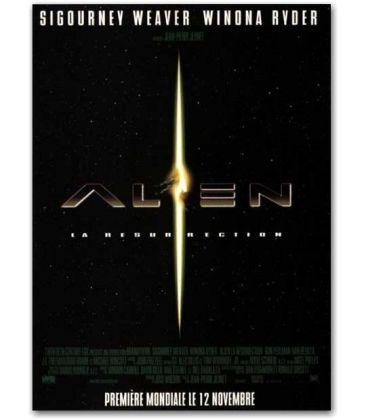 "Alien Resurrection - 47"" x 63"""