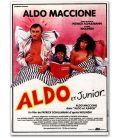 "Aldo et junior - 47"" x 63"" - French Poster"
