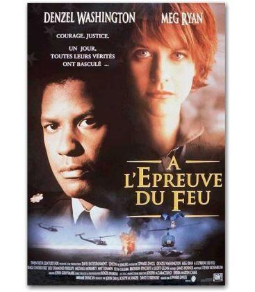 """Courage Under Fire - 16"""" x 21"""""""