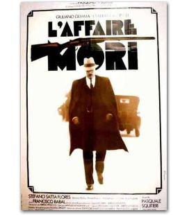 """L'Affaire Mori - 47"""" x 63"""""""