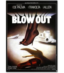 """Blow Out - 47"""" x 63"""""""