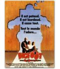 """Harry and the Hendersons - 47"""" x 63"""" - French Poster"""