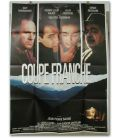 """Coupe Franche - 47"""" x 63"""" - French Poster"""