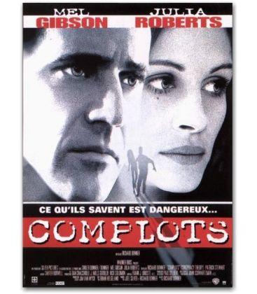 "Complots - 47"" x 63"""