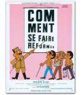 """Comment se faire réformer - 47"""" x 63"""" - French Poster"""