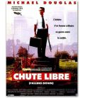 """Falling Down - 47"""" x 63"""" - French Poster"""