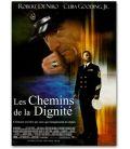 """Les chemins de la dignité - 47"""" x 63"""" - Affiche française"""
