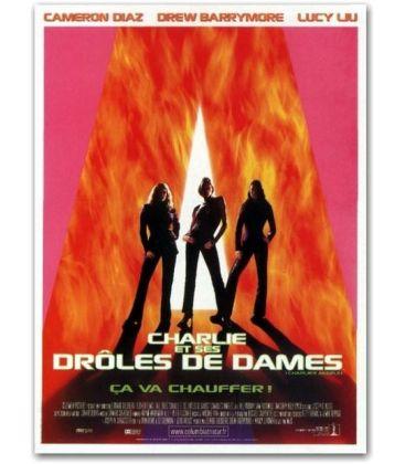 """Charlie et ses drôles de dames - 47"""" x 63"""""""