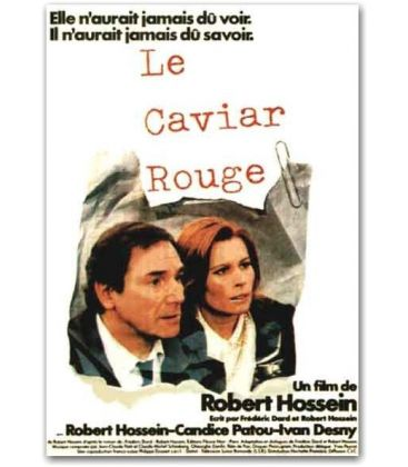 "Le Caviar rouge - 47"" x 63"""
