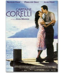 "Capitaine Corelli - 47"" x 63"""