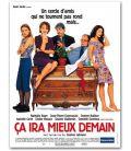 """Ça ira mieux demain - 47"""" x 63"""" - Affiche française"""
