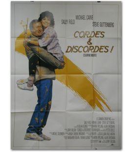 """Cordes et discordes - 47"""" x 63"""""""