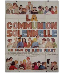 """La Communion solennelle - 47"""" x 63"""""""