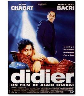 """Didier - 47"""" x 63"""""""