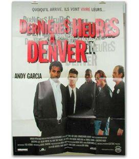 """Dernières heures à Denver - 47"""" x 63"""""""