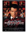 """Tomorrow Never Dies - 47"""" x 63"""" - Original French Poster"""