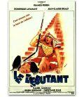 """Le Débutant - 47"""" x 63"""" - Affiche française"""