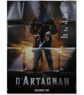 """D'Artagnan - 47"""" x 63"""""""