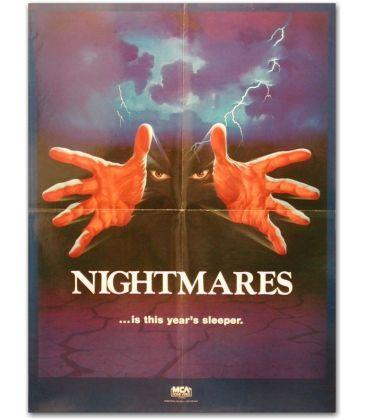"""Nightmares - 18"""" x 24"""" - US Poster"""
