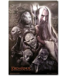 """The Lord of the Rings: The Fellowship of the Ring - 22"""" x 34"""""""