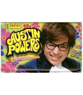 Austin Powers l'espion qui ma tirée - Paquet de 6 images
