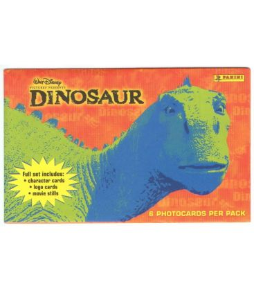 Dinosaur - Pack with 6 Photocards
