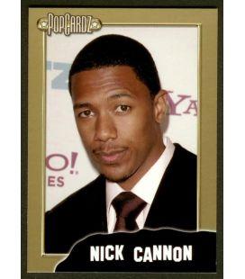 Nick Cannon - PopCardz - Carte spéciale