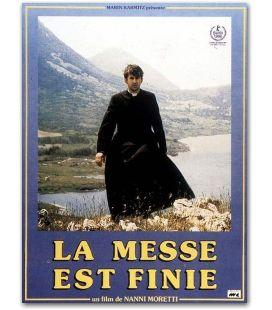 """La Messe est finie - 16"""" x 21"""""""