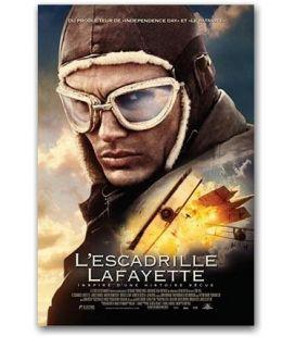 """L'Escadrille Lafayette - 27"""" x 40"""""""
