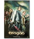 """Eragon - 27"""" x 40"""" - Affiche préventive américaine (casting)"""